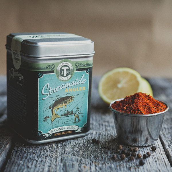 Streamside spice blend web image